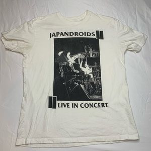 Japandroids ~Band T Shirt Tour Live In Concert LRG